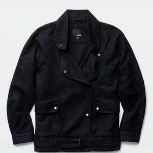 Aritzia Wilfred Free Rayder Jacket Black Small